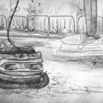 Chernobyl: mineros bajo el reactor