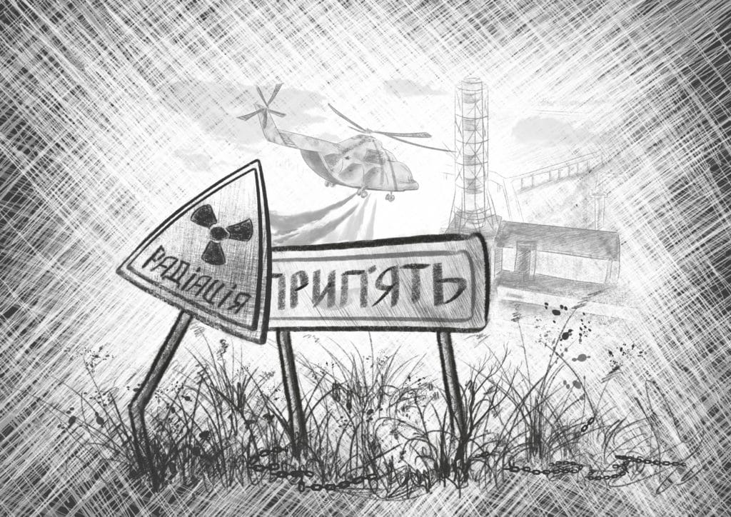 Chernobyl: la crónica de jornadas laborales
