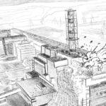 Accidente de Chernobyl: primera explosión