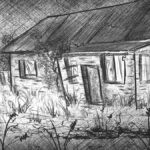 La situación en el distrito Ivankovsky después del accidente de Chernobyl